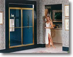 Gold Shower Doors Theshowerdoors Glass Shower Door Installation And Sales