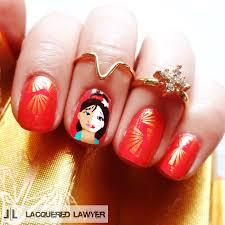 reflection nail art blog nail stamping and disney nails art