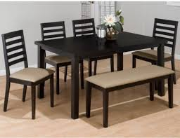 Rectangle Kitchen Table With BenchKitchen Table Benches Demilweb - Kitchen tables and benches dining sets