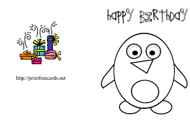 free printable coloring birthday cards u2013 gangcraft net