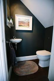 How To Set Up A Small Bathroom - the 25 best small toilet room ideas on pinterest downstairs