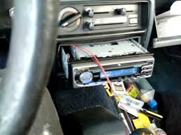 aux in on a kenwood kdc 205 that did not have aux in before youtube