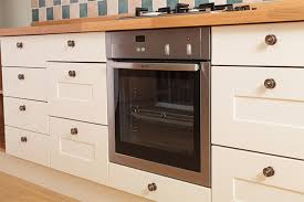 Kitchen Oven Cabinets Wooden Kitchen Appliance Housing Cabinets Solid Wood Kitchen