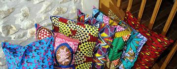 Linge De Maison Et Décoration Maison Linge De Wax N Deco Linge De Maison En Tissu Wax