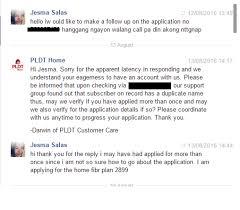 my horrible ordeal in applying for pldt fiber true false or