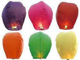 firework lantern sky lanterns