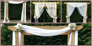 wedding arches to hire wedding ideas outdoor wedding ceremonies in