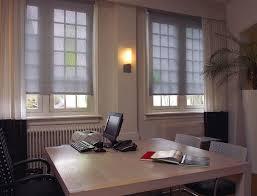 Wohnzimmer Jalousien Büro Lamellenvorhänge Sichtschutz Für Mehr Produktivität