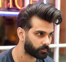 different types of receding hairlines 32 gallant hairstyles for men with receding hairlines quiff