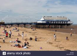 cleethorpes traditional seaside resort beaches pier east