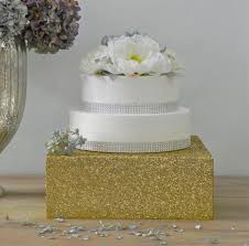 gold wedding cake stand 22 wedding cake stand bling gold glitter wedding birthday event