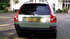 volvo uk now sold volvo xc90 d5 2003 for sale in bracknell berks uk