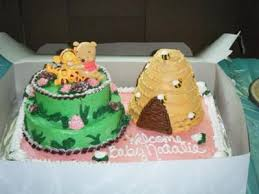 winnie the pooh baby shower favors marvelous winnie the pooh cakes baby shower 75 about remodel