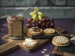 spiced apple and walnut chutney recipe the ideas kitchen