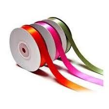 satin ribbon satin ribbon manufacturer from new delhi