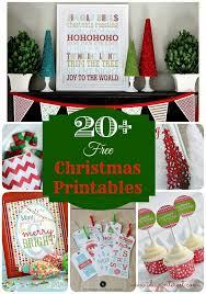printable believe banner 20 fabulously free christmas printables i dig pinterest