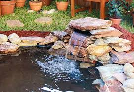 Backyard Ponds For Dummies Selecting The Right Water Garden Pumps For Your Pond At The Home Depot
