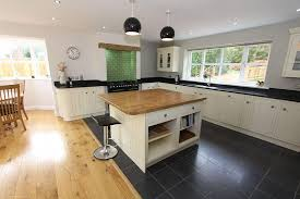 galley kitchen extension ideas house extension sheffield kitchens by milestone