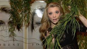 natalie dormer w e natalie dormer talks about entering the forest den of