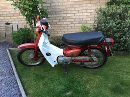 project c90 first bike c90club co uk