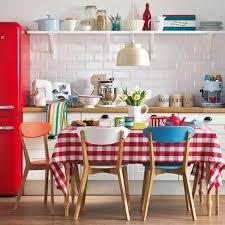 retro kitchen design ideas retro kitchen design pictures warm paint accent wall colors