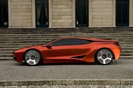 bmw supercar concept bmw m1 hommage concept concept cars diseno art