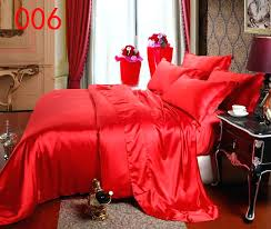 Silk Duvet Cover Queen Blue And Red Twin Quilt Solid Red Twin Comforter Set Twin Red