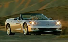 2005 chevrolet corvette z51 used 2005 chevrolet corvette for sale pricing features edmunds