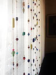 Beaded Fringe For Curtains Best 25 Beaded Door Curtains Ideas On Pinterest Hanging Door