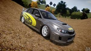 subaru wrx sti 2011 subaru impreza wrx sti 2011 subaru world rally for gta 4