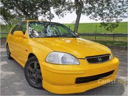 honda civic 1998 vti honda civic 1998 vti 1 6 in kuala lumpur automatic sedan yellow