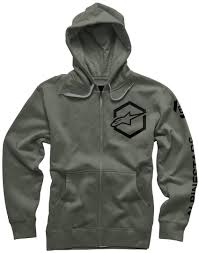 alpinestars casual men hoodies outlet alpinestars casual men