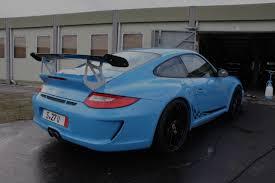 porsche blue gt3 porsche 911 gt3 rs iedei