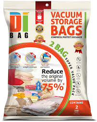 amazon com dibag pack of 2 180x110 cm vacuum storage space