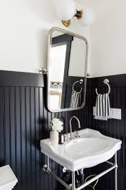 best 25 black wainscoting ideas on pinterest guest bathroom