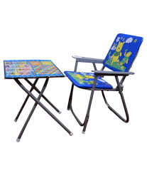 study table chair online abasr blue kids study table chair buy abasr blue kids study