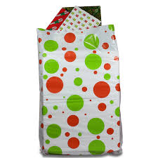 christmas paper bags jumbo plastic christmas gift bags