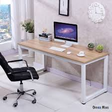 Computer Desk Workstation Computer Desk Pc Laptop Table Wood Workstation Study Home Office
