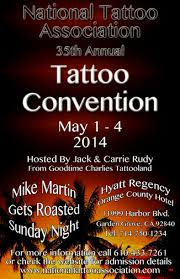 national tattoo association convention 2014 u2014 luckyfish inc and