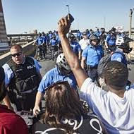 target in bridgeton black friday deals 13 arrested and 4 officers injured in st louis as stockley