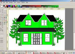 Home Design Windows Free Ez Architect For Windows 7 And 8 And 10 And Vista