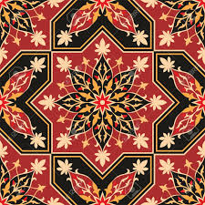 Moorish Design Arabesque Pattern In Moorish Style Arab Seamless Texture