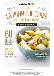 cuisine a az galerie de newsletters de la marque the mailing book