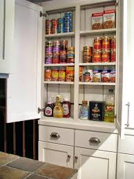 Custom Cabinet Door Shallow Kitchen Cabinet Blue Roof Cabin Pantry Cabinet Using