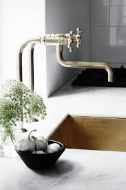 Sinks And Faucets  Commercial Style Kitchen Faucet Single Hole - Bronze kitchen sink faucets