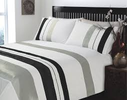 Yellow And White Duvet Bedding Set Popular Grey Double Bed Quilt Covers Graceful Grey