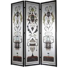 Decorative Room Divider by Metal Room Dividers You U0027ll Love Wayfair