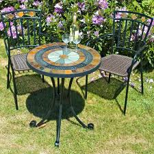 B Q Bistro Chairs Outdoor Bistro Table And 2 Chairs Artcercedilla