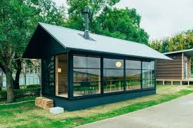 Prefabricated Tiny Homes by Tiny House U0027muji Huts U0027 Will Start At Just 25 000 6sqft