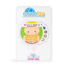b toys light me to the moon moonlite reader